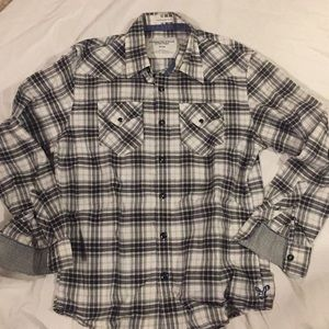 American Eagles Outfitters button up shirt. M. .
